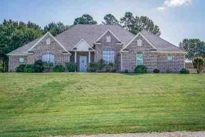 Longview Single Family Home For Sale: 270 Cedar Ridge Road