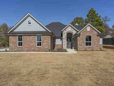 Longview Single Family Home For Sale: 338 Terra Lane