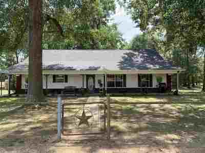 Carthage TX Single Family Home For Sale: $392,500