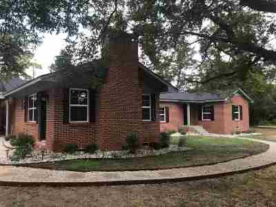 Upshur County Single Family Home For Sale: 400 S Mimosa