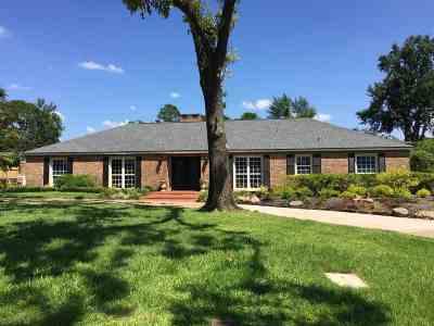 Gregg County Single Family Home For Sale: 1800 Huntington