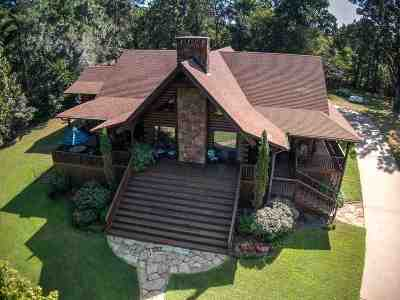 Gilmer Single Family Home For Sale: 4433 Crabapple Road