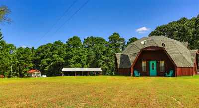 Marshall Single Family Home For Sale: 4298 Strickland Springs Rd