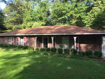 Marshall Single Family Home For Sale: 1007 Sallie Sue