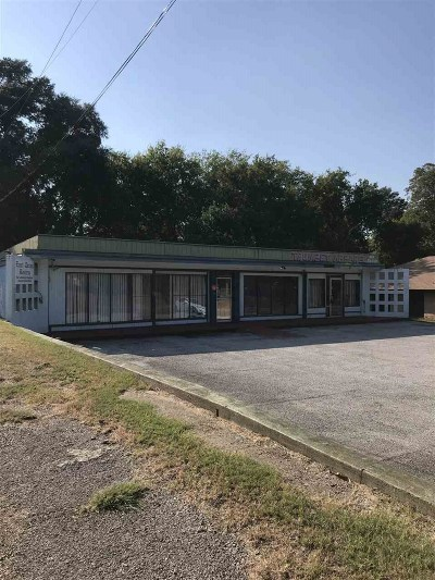 Gregg County Commercial For Sale: 517 S Mobberly Avenue