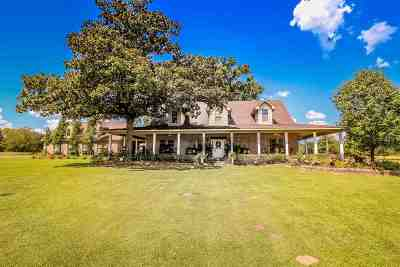 Gilmer Single Family Home For Sale: 6299 Us Highway 271