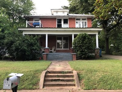 Harrison County Multi Family Home For Sale: 603 W Rusk