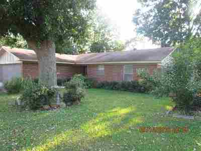 Carthage Single Family Home For Sale: 300 Bounds