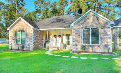 Carthage Single Family Home Active, Option Period: 508 County Road 490