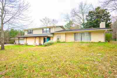 Rusk County Single Family Home For Sale: 400 W Lomax