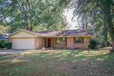 Rusk County Single Family Home For Sale: 2502 Redbud