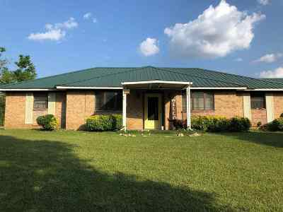 Carthage Single Family Home For Sale: 142 County Rd 3051