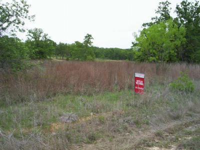 Residential Lots & Land For Sale: 32 Hudspeth Rd Drive