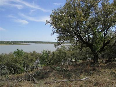 May, Lake Brownwood, Brownwood Residential Lots & Land For Sale: 598 Oak Point Drive