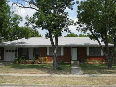 Dublin TX Single Family Home Sold: $76,500