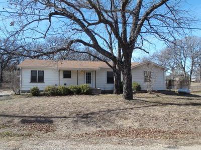 Springtown Single Family Home For Sale: 930 Monticello Drive