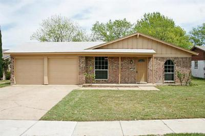 Arlington TX Single Family Home Sold: $109,900