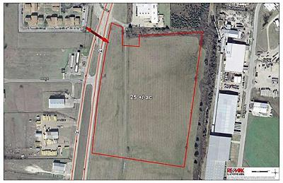 Terrell, Poetry Commercial Lots & Land For Sale: 00 Hwy 34 Highway