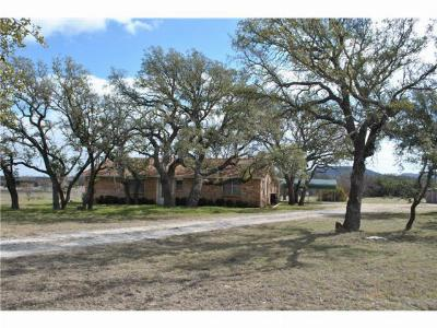 Single Family Home Sold: 208 Fm 1689
