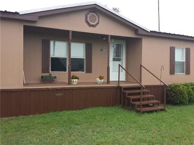 Brownwood Single Family Home Active Option Contract: 3305 County Road 152