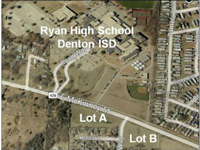 Denton Commercial Lots & Land For Sale: Blk A McKinney Street