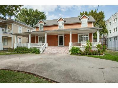 Single Family Home Sold: 4837 Swiss Avenue