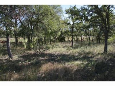 Gordon Residential Lots & Land For Sale: 815 Post Oak Road