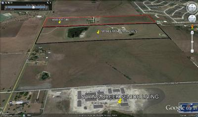 Forney Commercial Lots & Land For Sale: 14604 Fm Road 548
