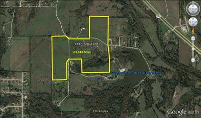 Midlothian Farm & Ranch For Sale: 4440 Stout Road