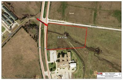 Terrell, Poetry Commercial Lots & Land For Sale: 00 State Hwy 34