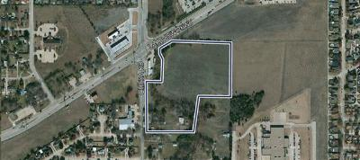 Rowlett Commercial Lots & Land For Sale: 5314 Chiesa Road