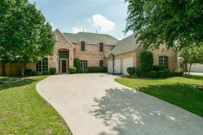 Single Family Home Sold: 3805 Lost Creek Drive