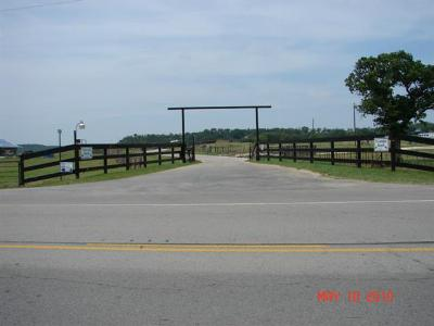 Stephenville Farm & Ranch For Sale: 00 Horsemans Drive
