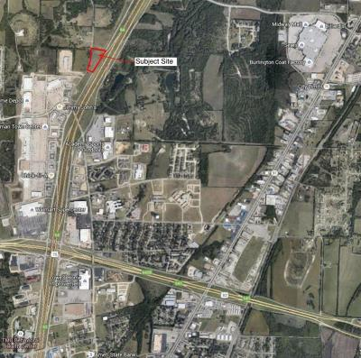 Sherman TX Commercial Lots & Land For Sale: $1,350,000