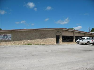 Comanche Commercial For Sale: 103 Indian Creek Drive