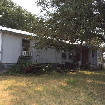 Comanche Single Family Home For Sale: 3909 Fm 1496