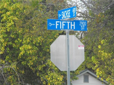Sachse Residential Lots & Land For Sale: 2912 5th Street