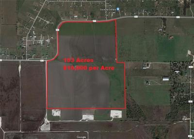 Godley Farm & Ranch For Sale: Tbd Farm Rd 917