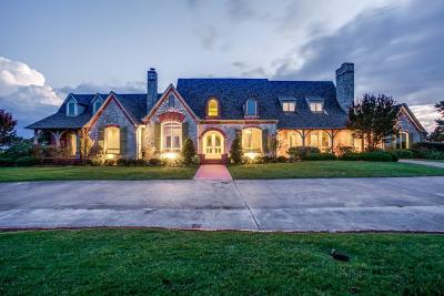 Rockwall TX Single Family Home For Sale: $6,500,000