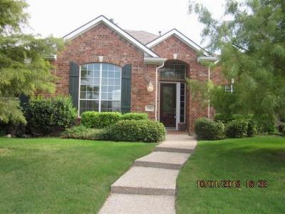 Allen TX Rental Leased: $2,000