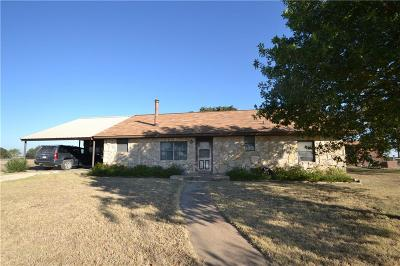 Stephenville Single Family Home For Sale: 122 County Road 519