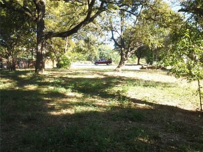 Weatherford Residential Lots & Land For Sale: 1115 E Lake Drive