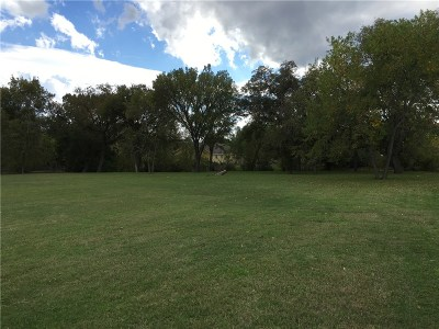 Waxahachie Residential Lots & Land For Sale: 00 Dr Martin Luther King Boulevard