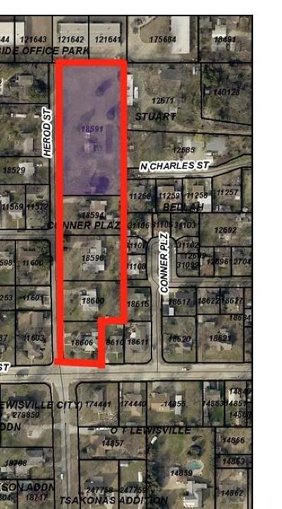 Lewisville Residential Lots & Land For Sale: 18591 Herod Street