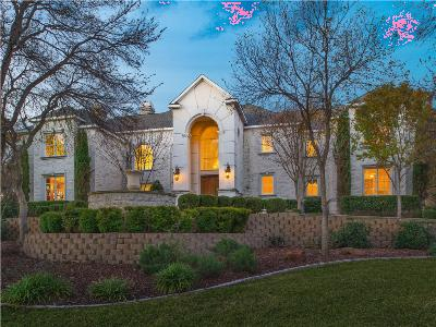 Mansfield Single Family Home Active Option Contract: 1850 Enchanted Lane