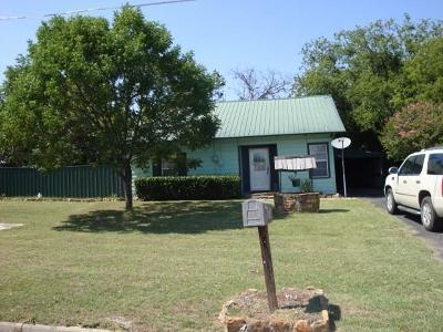 Jacksboro Single Family Home For Sale: 534 W Archer