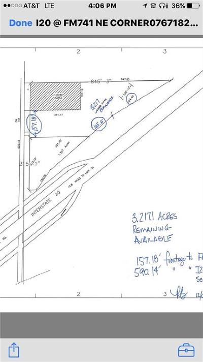 Forney Commercial Lots & Land For Sale: Fm 741