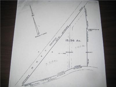 Sherman TX Commercial Lots & Land For Sale: $310,000