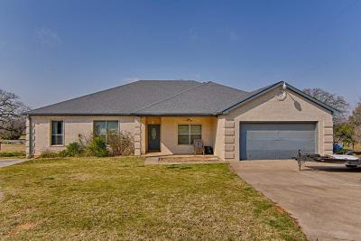 Kennedale Single Family Home Active Contingent: 215 Collett Sublett Road