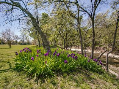 Plano Residential Lots & Land For Sale: 3425 Ranchero Road